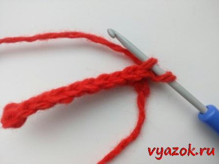 урок 72 способы вязания крючком передние и задние стенки петель